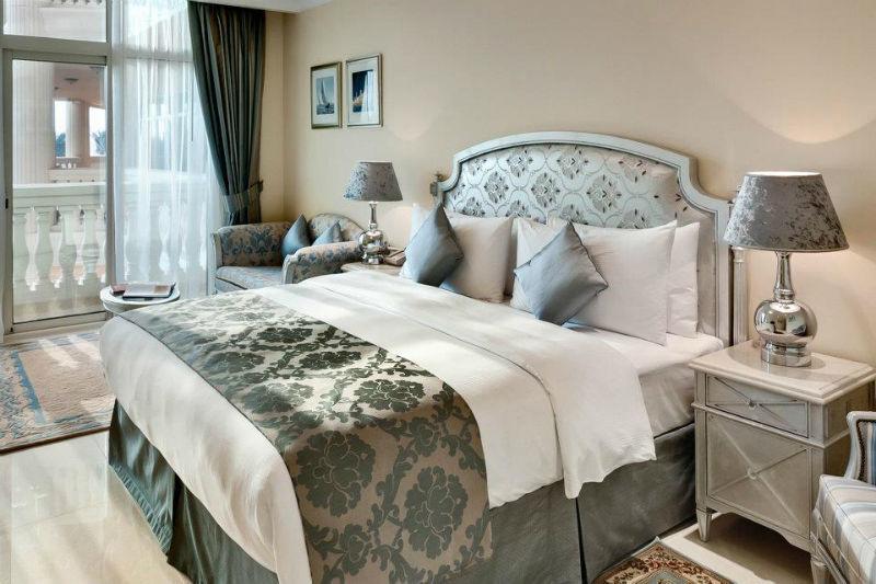Beispiel: Palm Jumeirah Dubai, Foto: Kempinski Hotels.