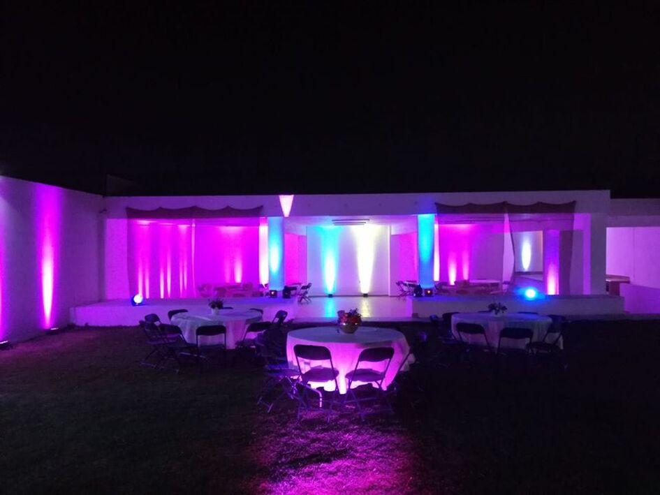 Vista del Valle - Jardín Salón de Eventos