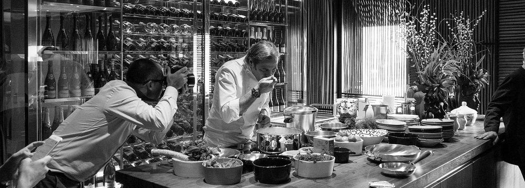 Filippo La Mantia - Oste e Cuoco