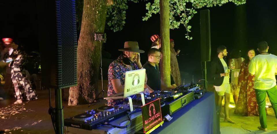 DJ Jonas Rosio