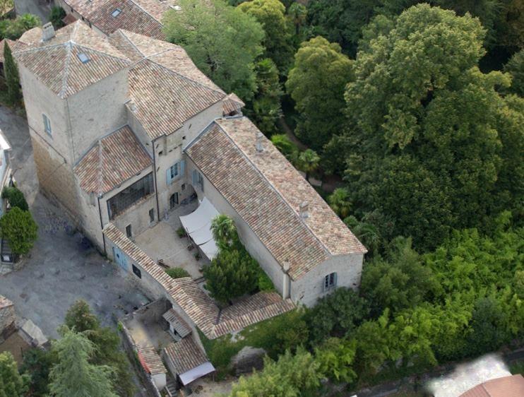 Château d'Uzer