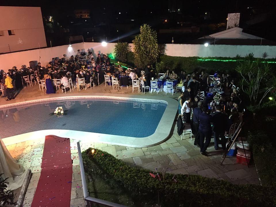 Villa Jardim Recepções