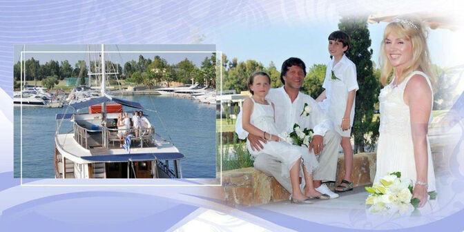 Familienhochzeit in Griechenland!