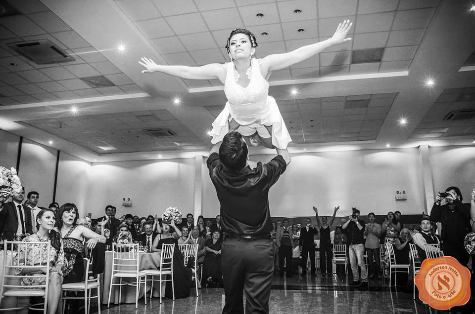 Center Dança para Noivos Foto: Anderson Neto Foto e Arte