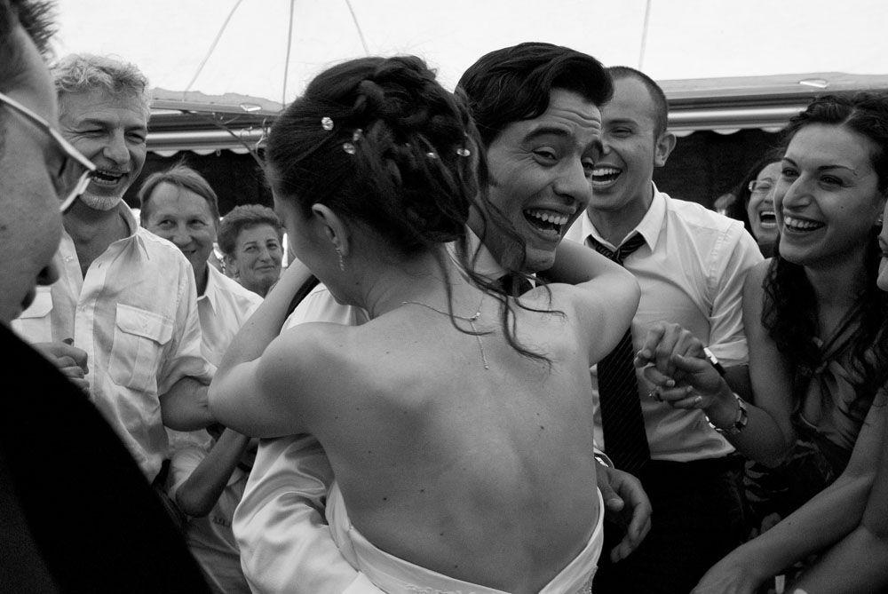 ballo sposi Fotografo matrimonio torino