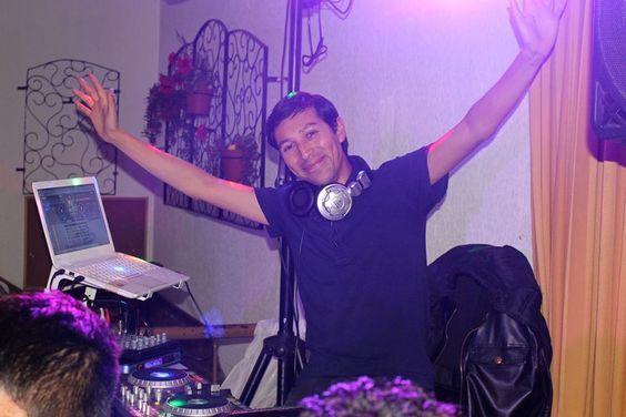 DJ Alexander Amplificación