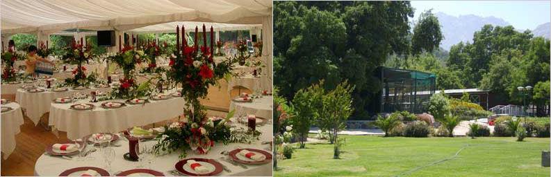 Eventos Flor del Manzano