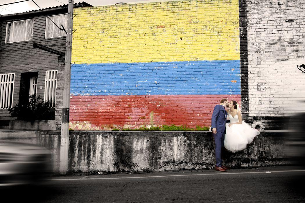 Sesión preboda Subachoque  Fotografía: Santiago Ospina