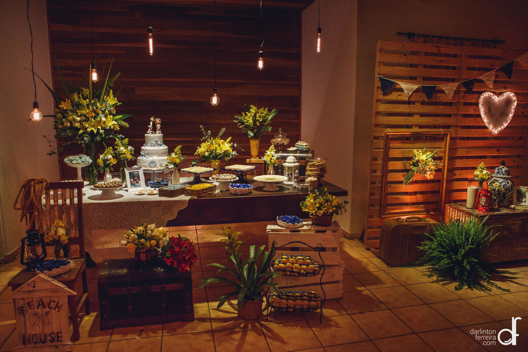 Cacá e Caká | Arquitetura de Eventos
