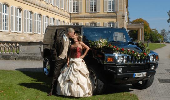 Das passende Hochzeitsauto, Foto: Atelier Dittmar