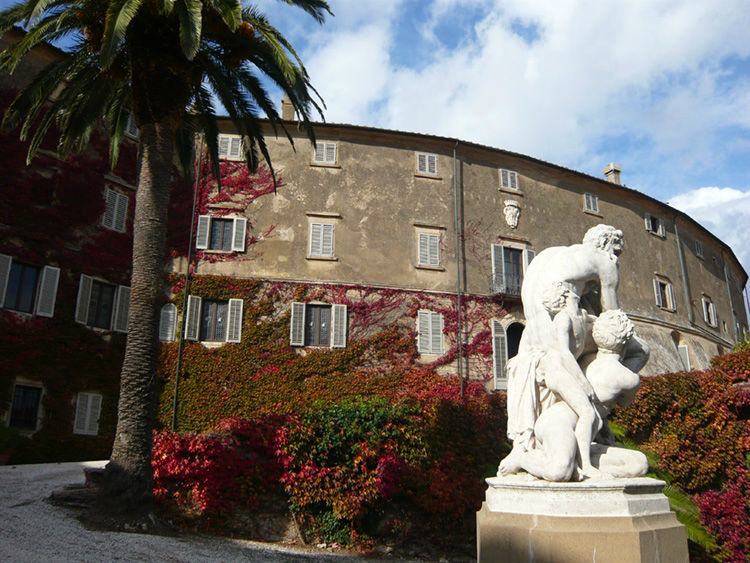 Il Castello di Castagneto