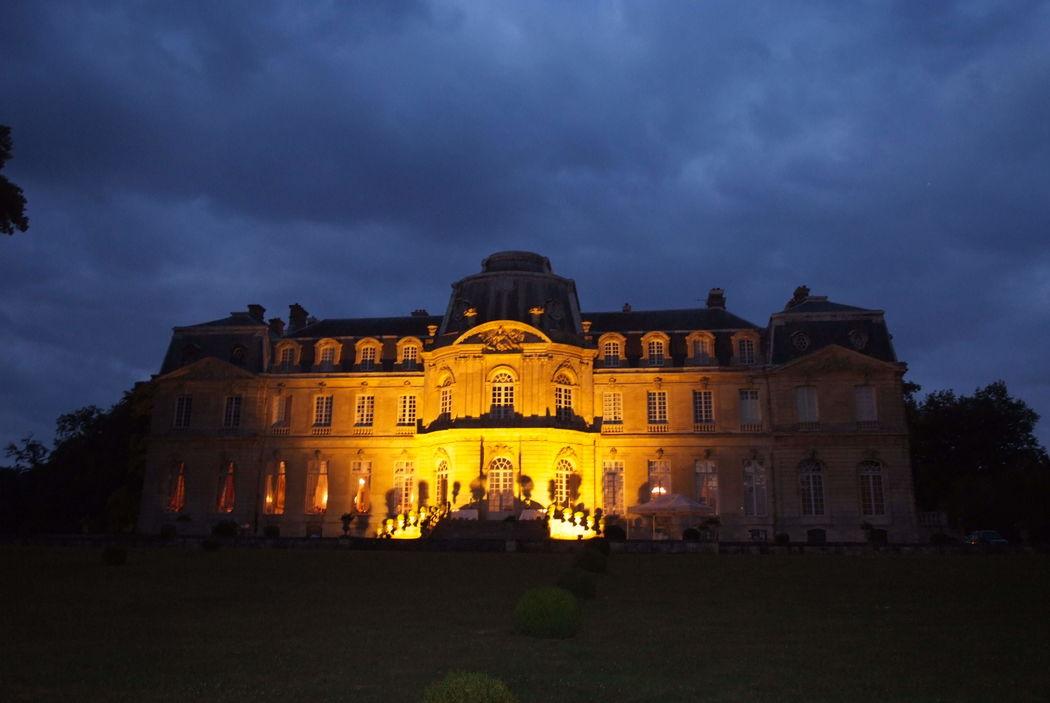 Château de Champlâtreux