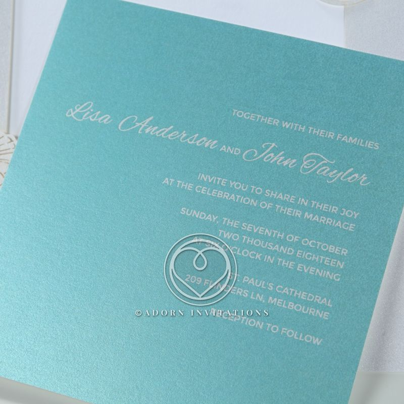 Adorn Wedding Invitations