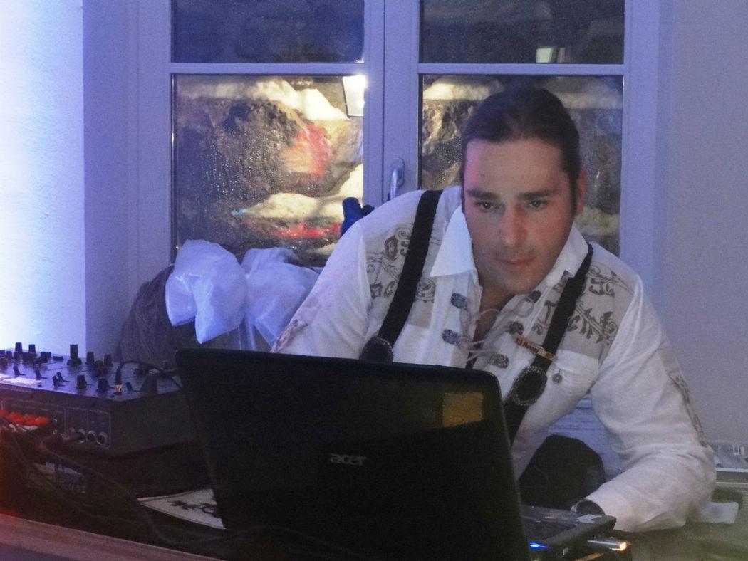 Beispiel: DJ Hoasi, Foto: DJ Hoasi.