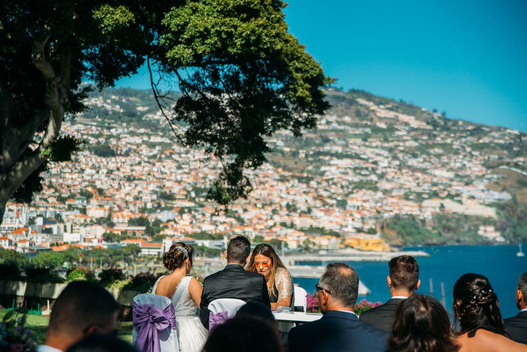 Nuno e Bárbara, Madeira