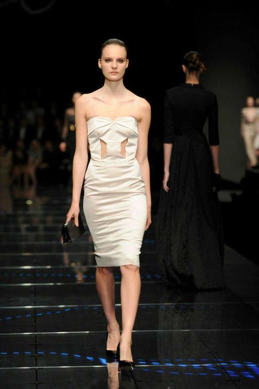 Vestidos de novia - Foto Hugo Boss