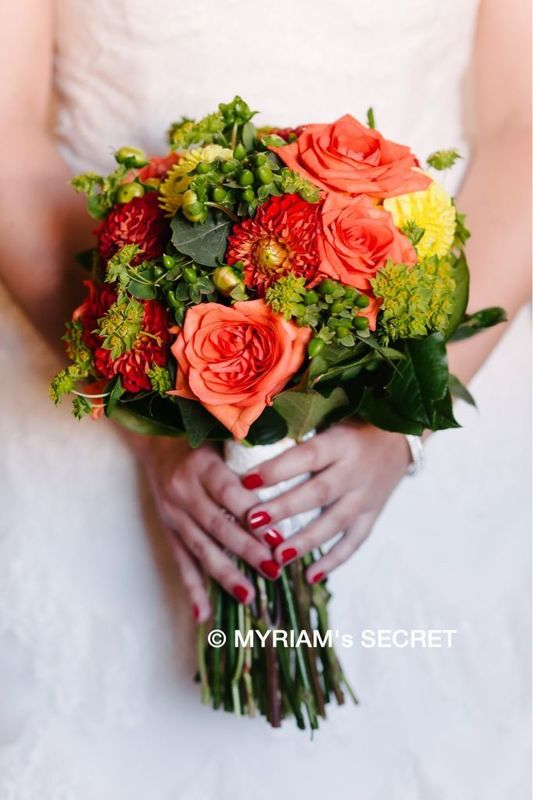 Myriam's Secret, El lenguaje de las flores