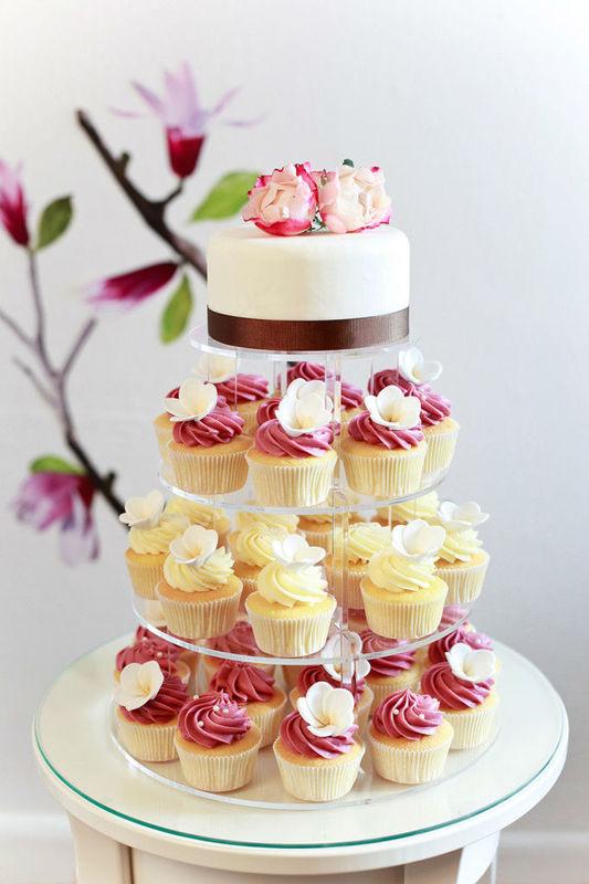 Beispiel: Der neue Hochzeitstrend, Foto: Cupcake Affair.