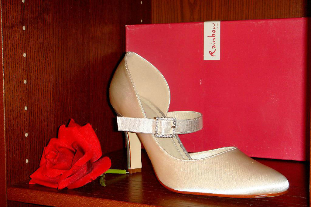 Der Brautladen Schuhe