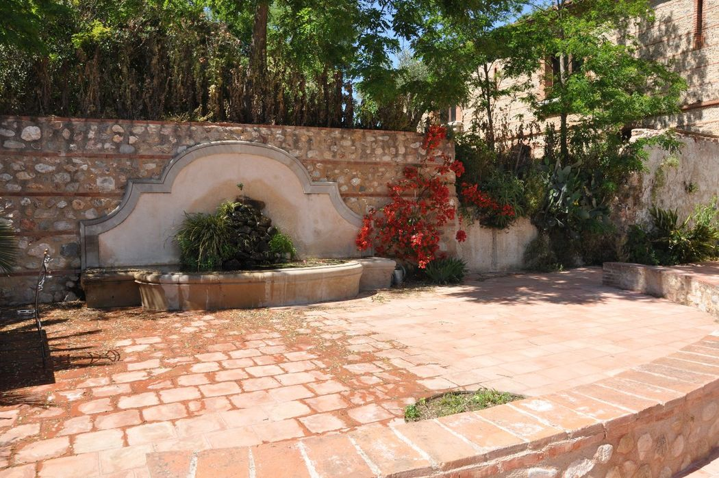 La fontaine de pierre