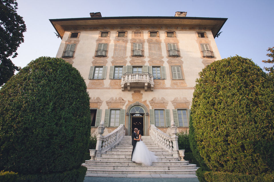 fotografo matrimonio villa canton bergamo