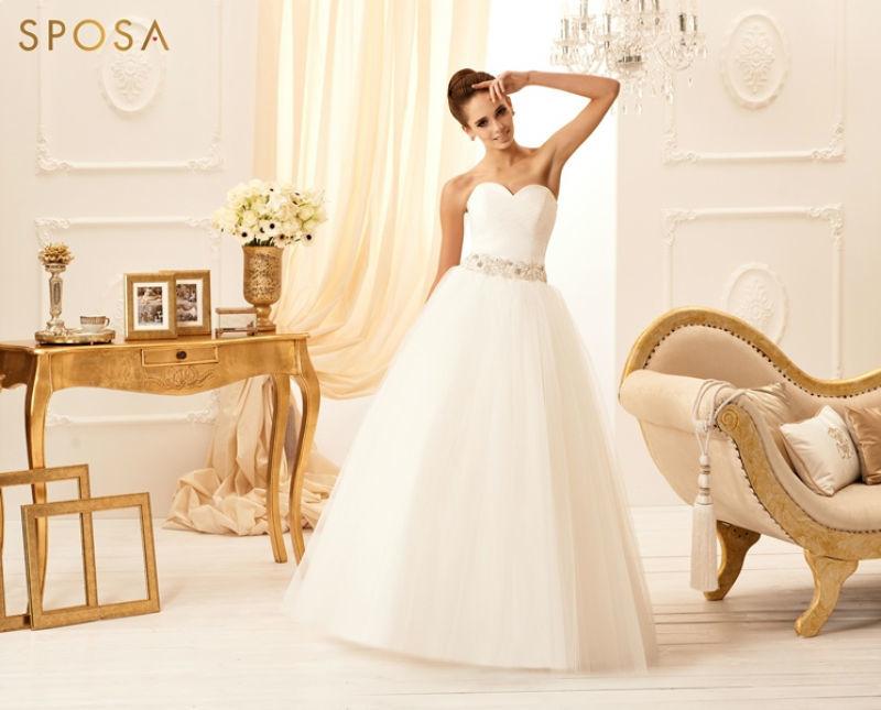 Salon Ślubny Młoda Para w Mławie, suknia Carmen