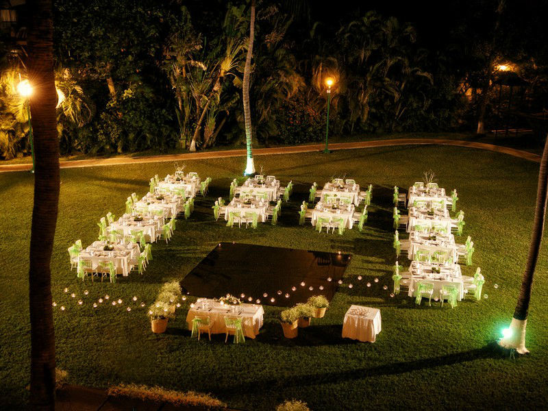 Barceló Huatulco - Banquete en Jardín Paraiso