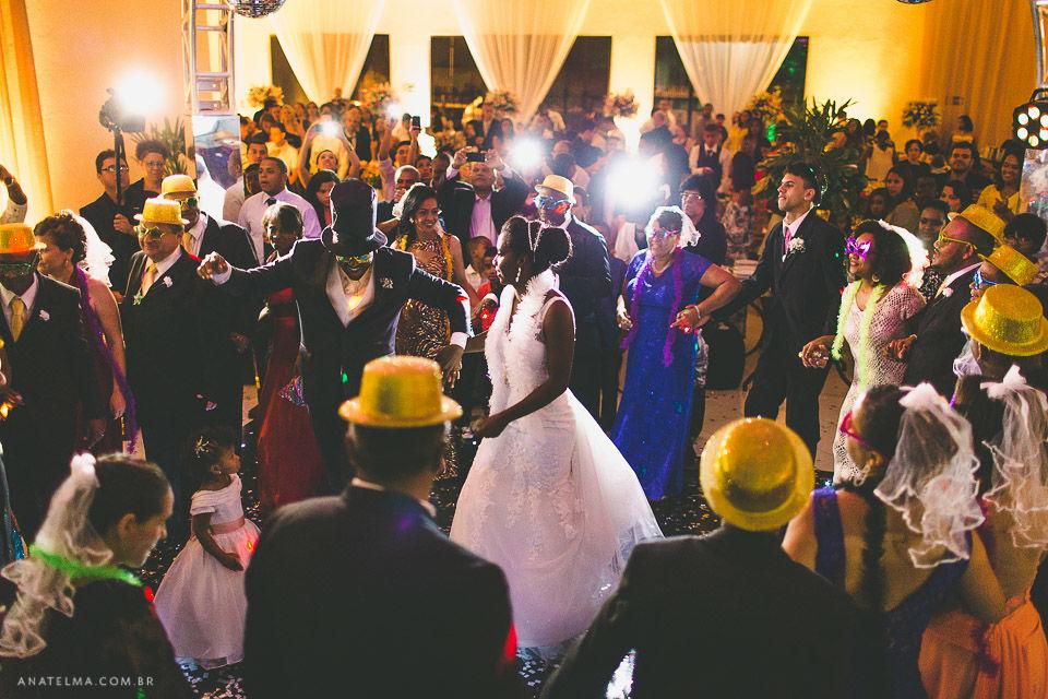 Ana Telma - Casamento: Vanessa e Jouber - Recepção - Graffith Hall - Volta Redonda - RJ
