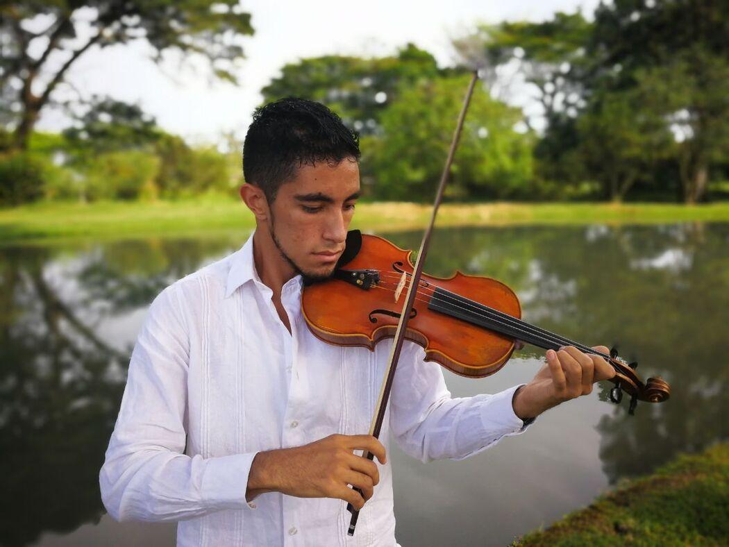 Violin Alejandro López