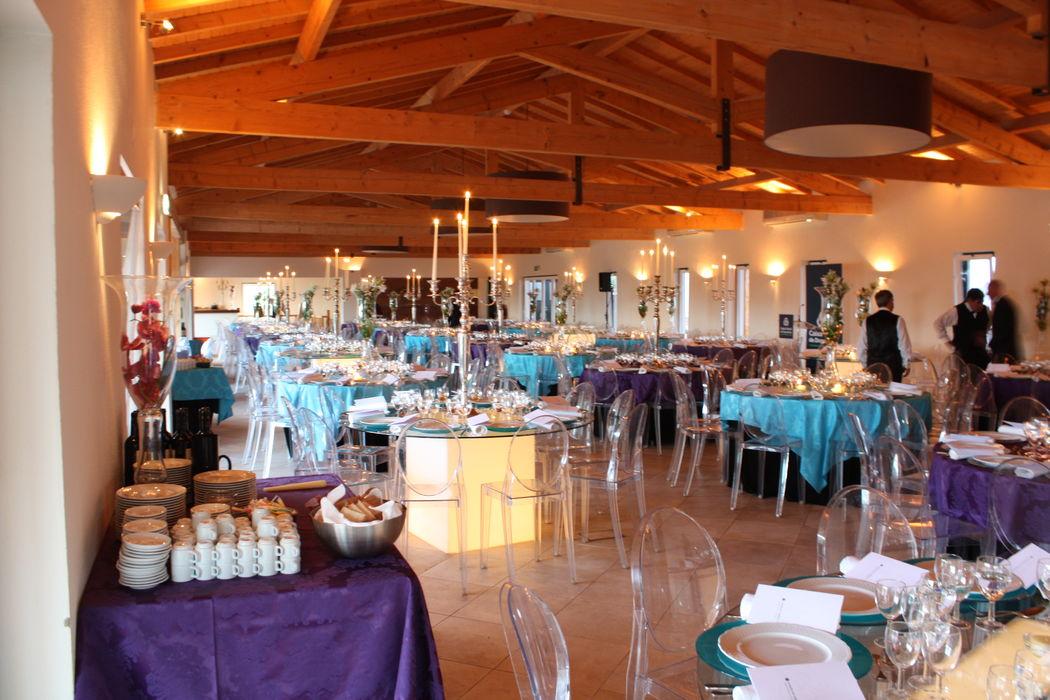 Sala para evento empresarial 300 pax