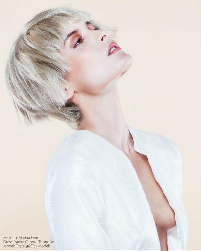 Marina Ferro Make Up