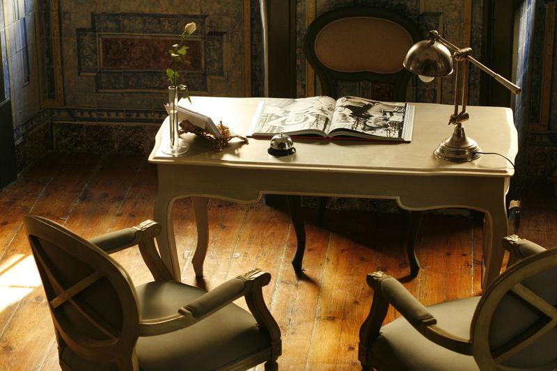 Foto: Palácio do Ramalhete recepção