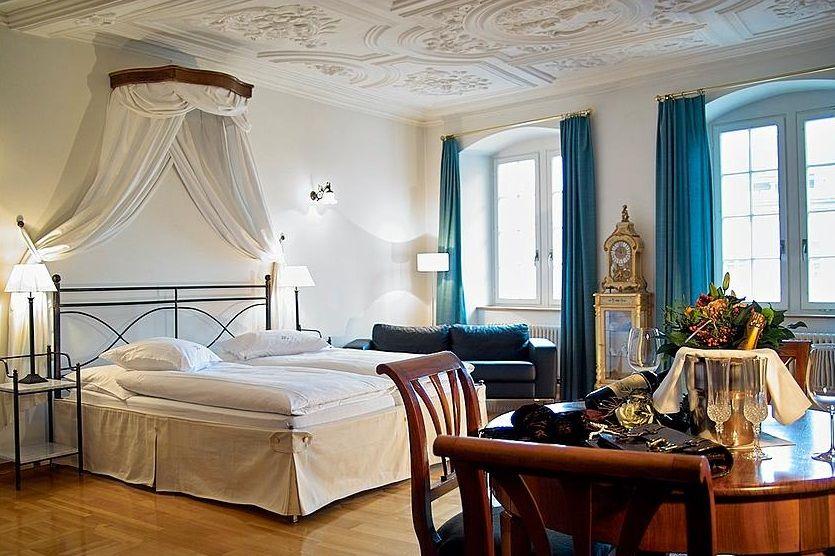 Beispiel: Antik Suite, Foto: Kronenhof.