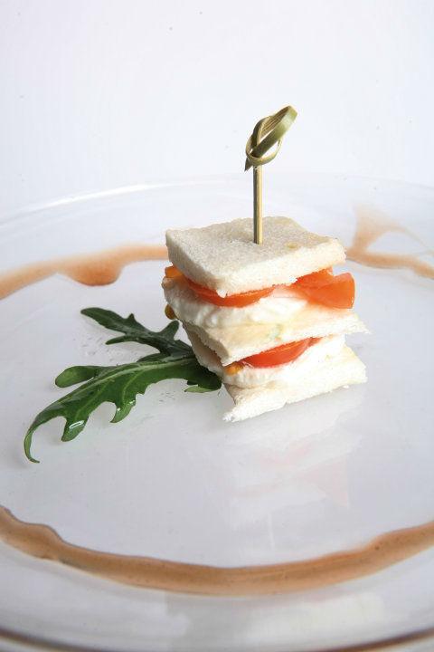 Beispiel: Impressionen, Foto: Utis Catering.