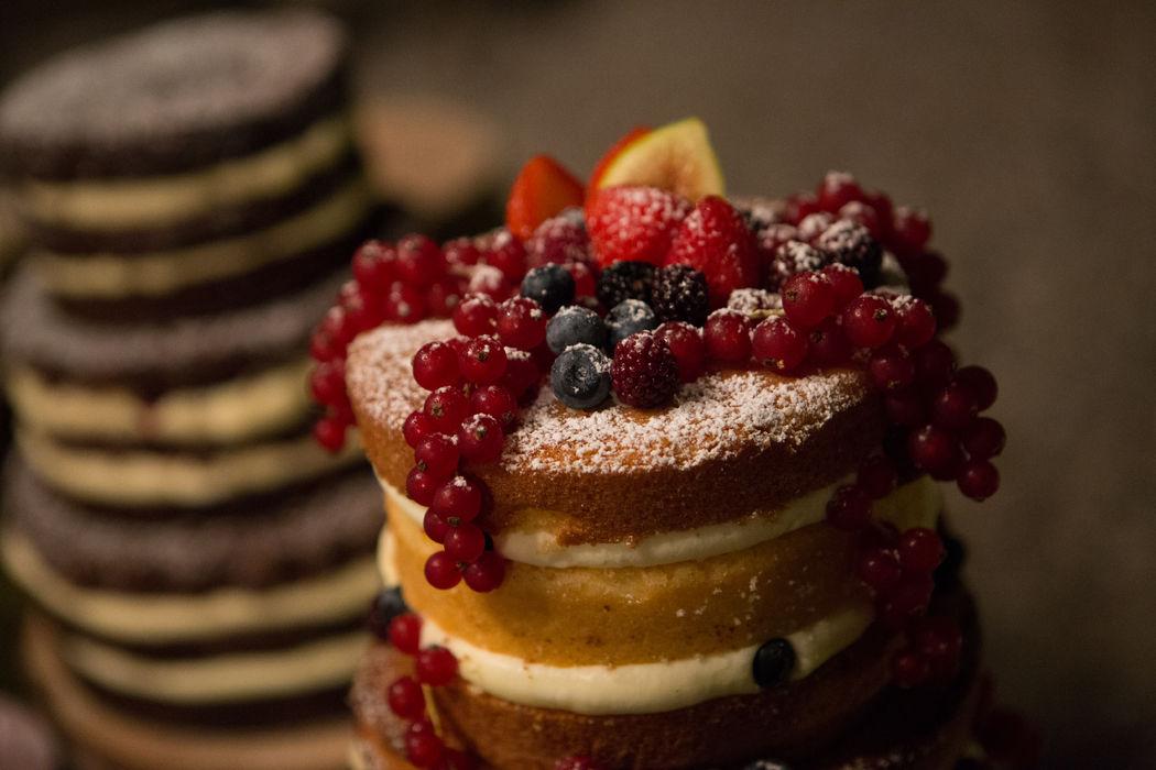 Dettagli..Naked Cakes