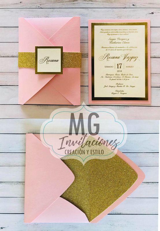 Invitaciones MG Tijuana