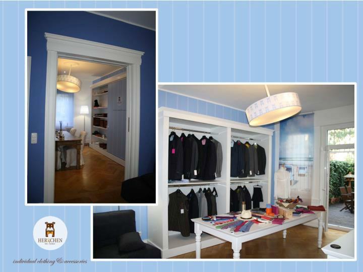 Beispiel: Eindruck vom Showroom, Foto: Herrchen.