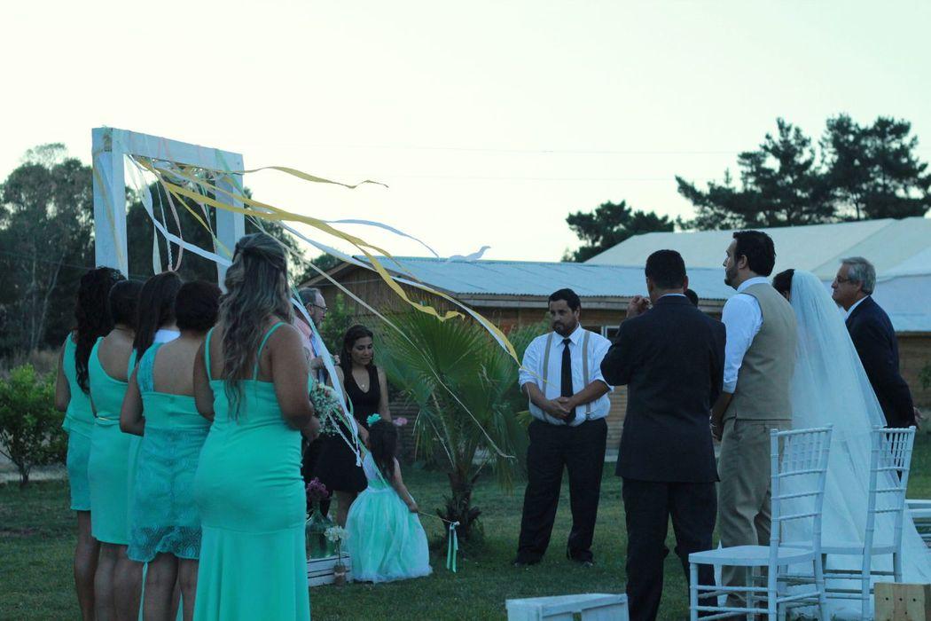 Sí, acepto! Detalles de bodas