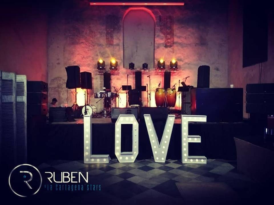 Rubén y La Cartagena´Stars