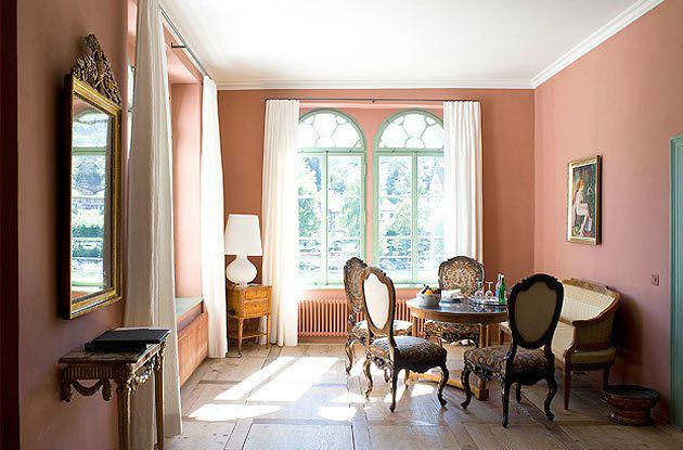 Beispiel: Hotelzimmer, Foto: Gasthof Hirschen.