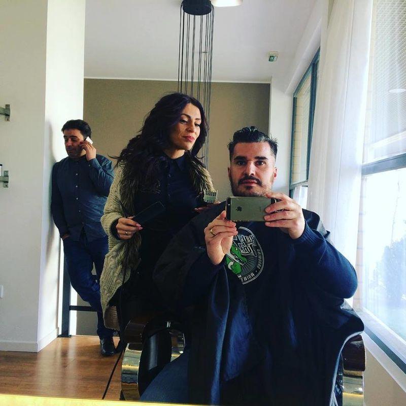 Kreative Krew Hairstudio Homem