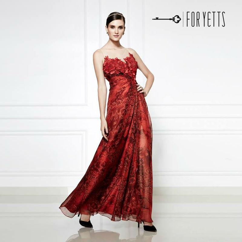 For Yetts - Vestidos para Festa