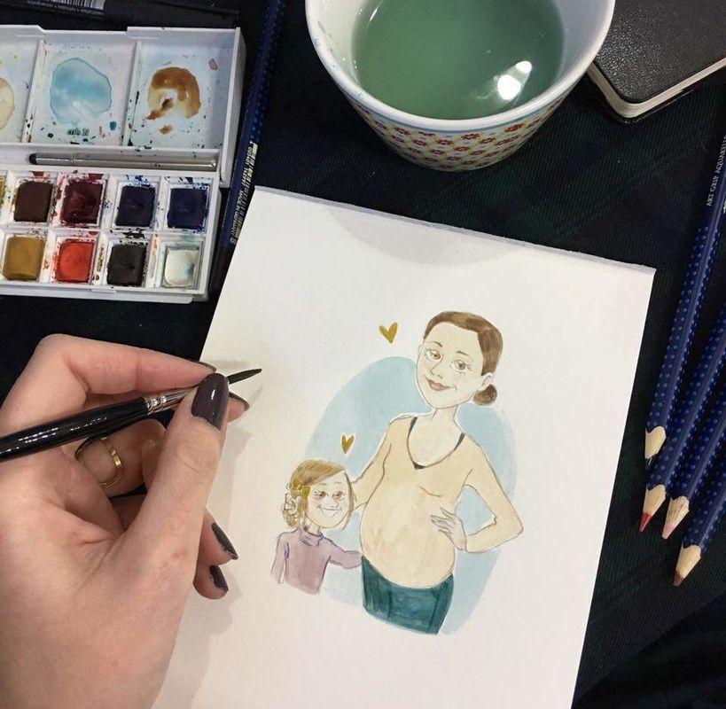 Morgane Carlier Illustrations