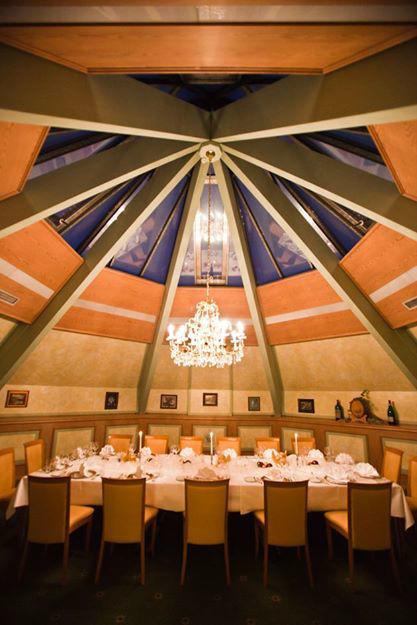 Beispiel: Innenraum - Saal, Foto: Landhaus-Hotel Waitz.