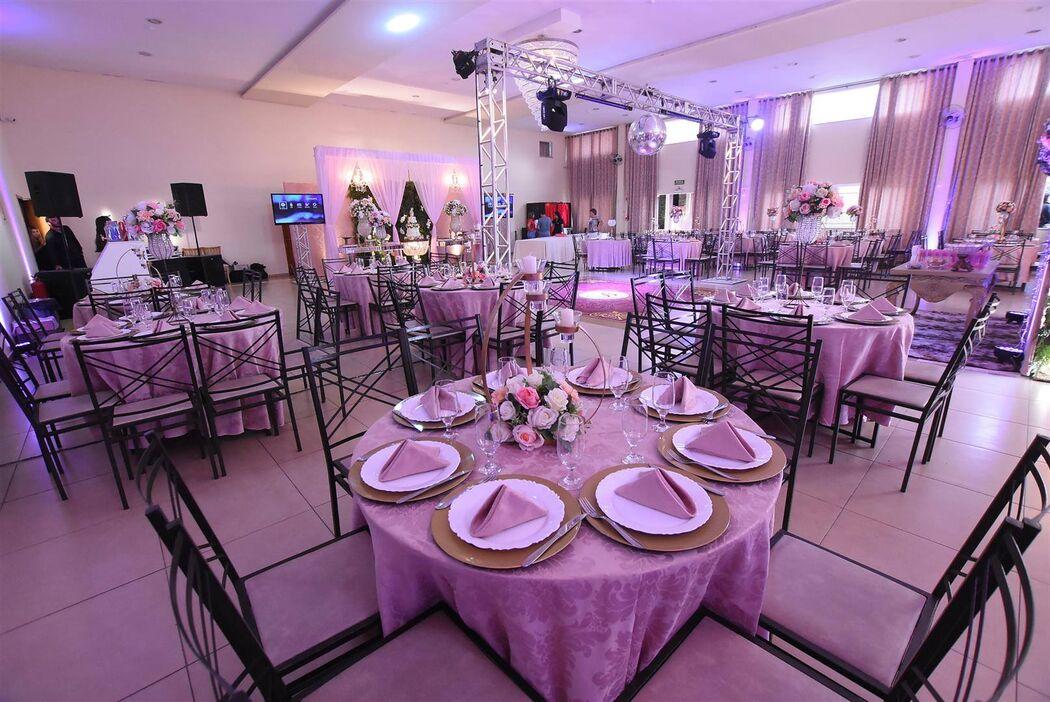 Buffet Kirian Festas & Eventos