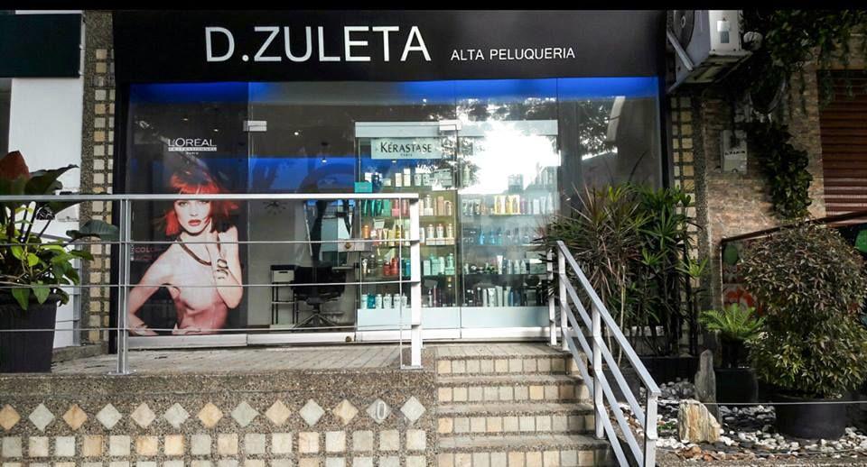 Darío Zuleta Alta Peluquería