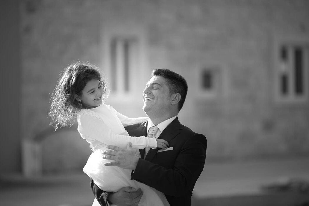 la nipotina dello sposo