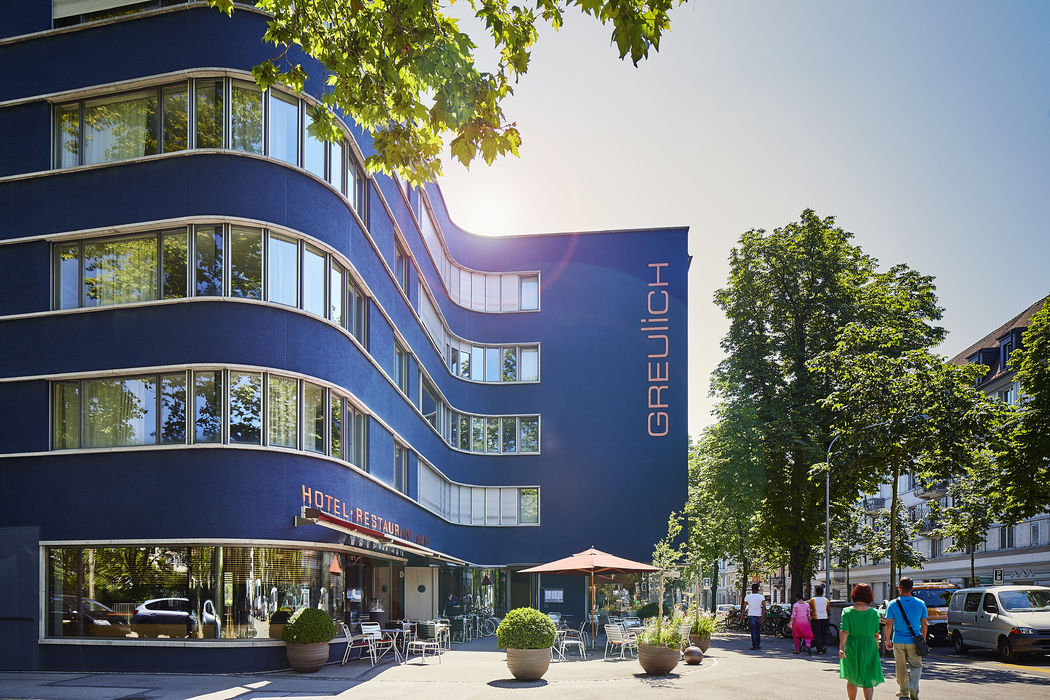 Hotel Greulich: Aussenansicht