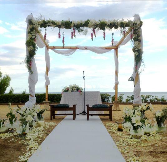 decoración boda