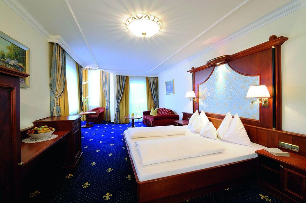 Suiten im Hotel Seehof